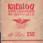 Pannonia katalog części