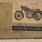 Instrukcja obsługi motocykla Pannonia