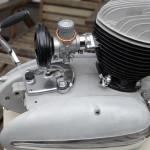 Pannonia 250 engine