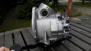 Skrzynia biegów K750/Dniepr/Ural - wsteczny