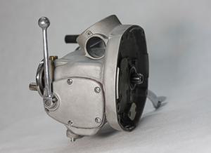 Skrzynia biegów M72 - kłowa